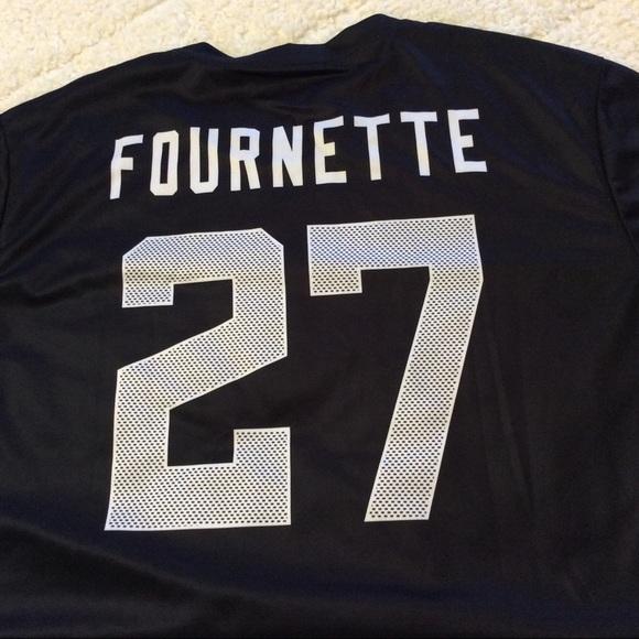 online store ee6d4 c9193 Jacksonville Jaguars Fournette Jersey Shirt